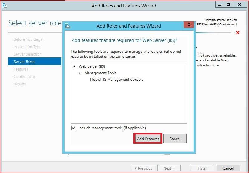 Windows IIS Internet Information Service Server Installation
