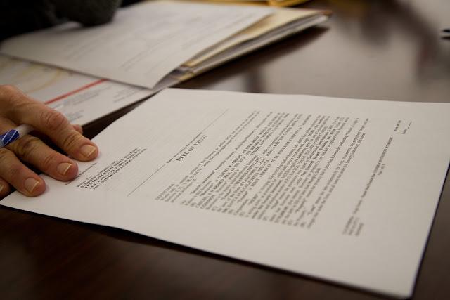 Contoh Akta Notaris Terkait Penjaminan Tanah kepada Bank