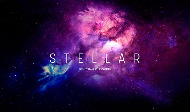 Stellar_Free_Font
