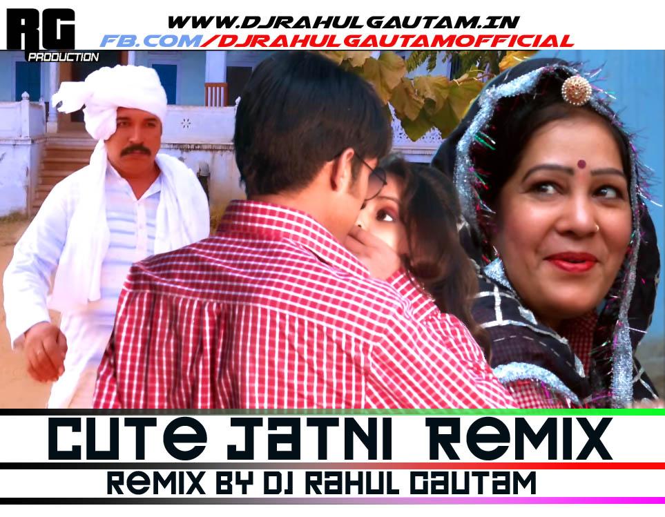 Cute Jatni Masoom Sharma Remix By Dj Rahul Gautam