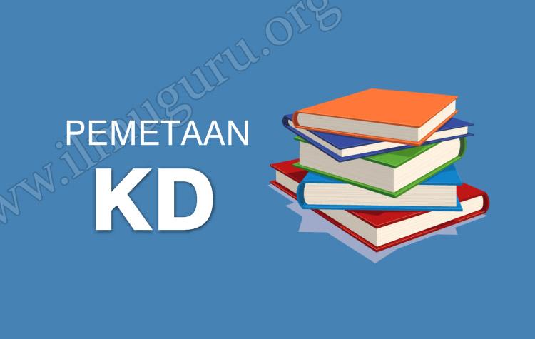 merupakan tingkat kemampuan utk mencapai standar kompetensi lulusan yg harus dimiliki Download Pemetaan KD SD/MI Kelas 3 Semester 2 K13 Revisi 2018
