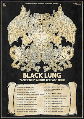 Black Lung - Ancients tour