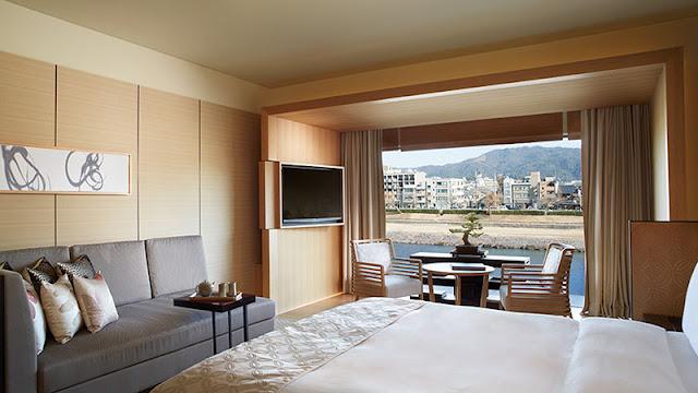 京都麗思卡爾頓酒店 Kyoto Ritz-Carlton Hotel - 客房