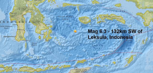 Earthquake Updates 6/6/16 Untitled