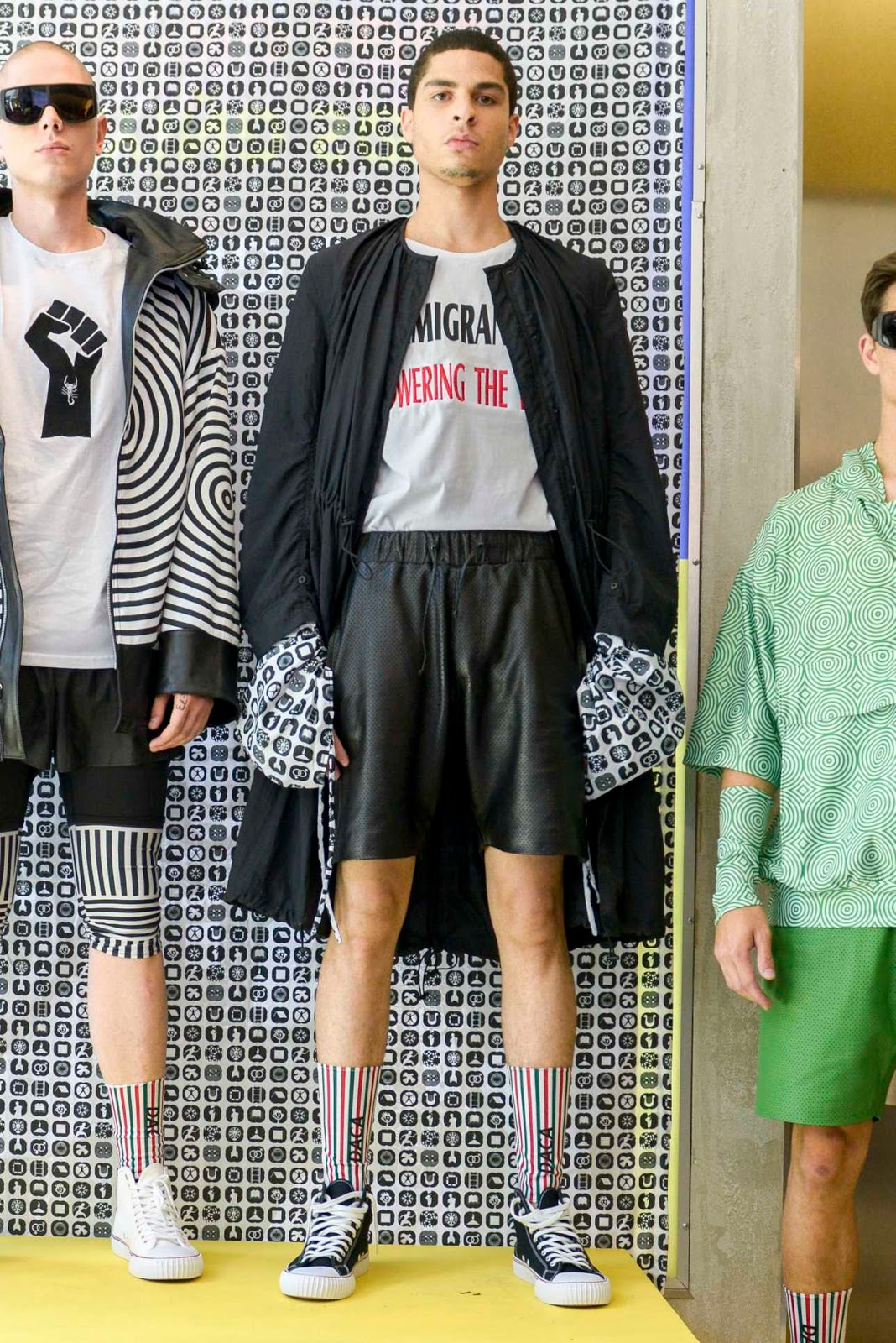 New York Fashion Show >> Ricardo Seco Spring-Summer 2019 - New York Fashion Week Men's - Male Fashion Trends