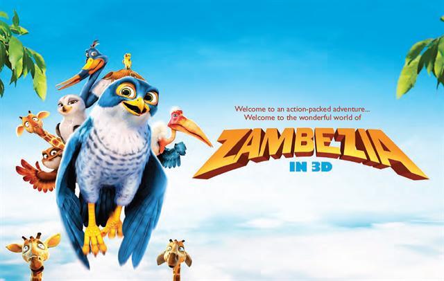 Adventures Of Zambezia Review