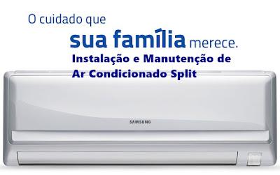 Assistência técnica de ar-condicionado split em Salvador-BA 71-4113-1825