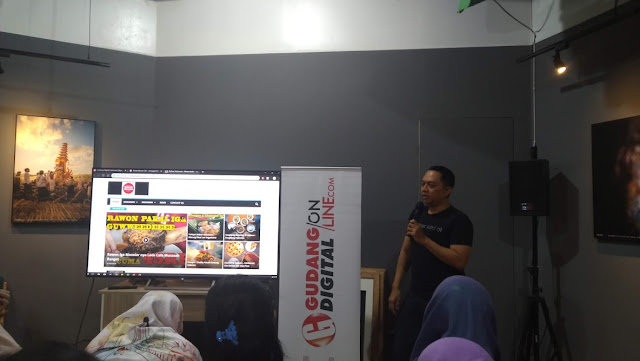 workshop makan keliling