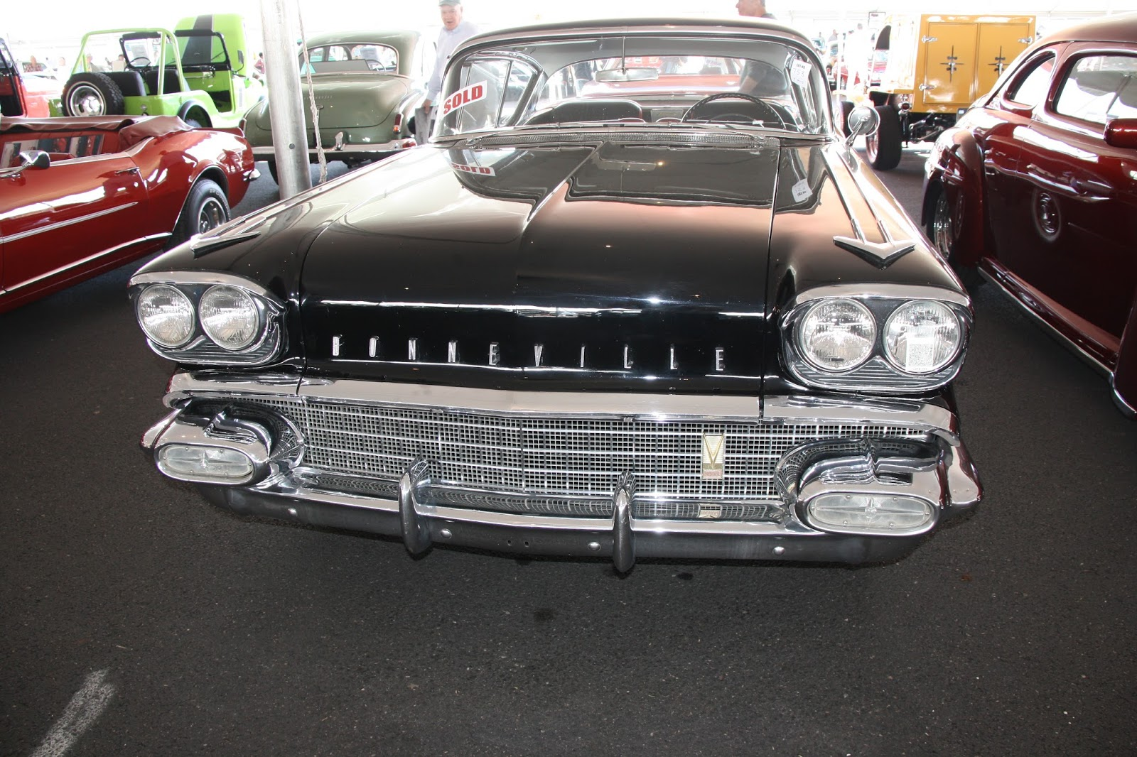 Random Stuff by Gary Haakenson: Collectible Cars, Barrett Jackson ...