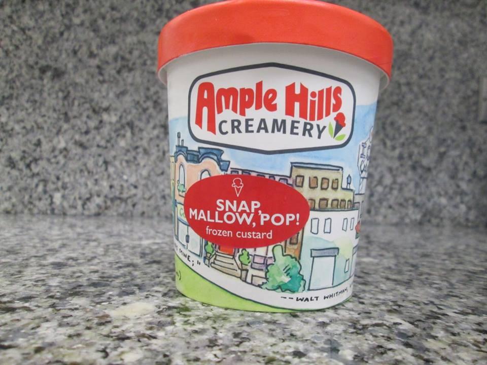 crack snapple pop rice krispies