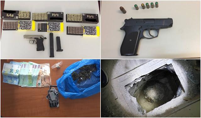 Γιάννενα: Εξαρθρώθηκε εγκληματική ομάδα,που διακινούσε ναρκωτικά