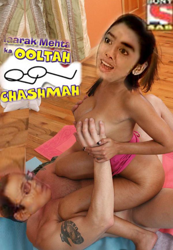 Nidhi Bhanushali Aka Sonu Nude And Naked Fakes Pics