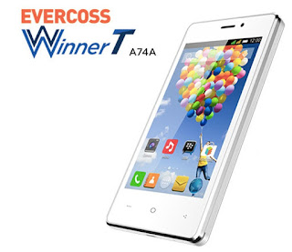 Stock ROm Evercoss A74a Winner T