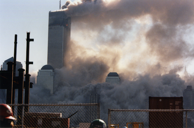 Richard Zampella 9/11 Images