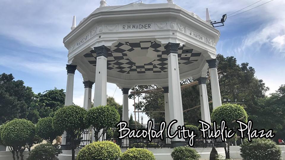 BACOLOD CITY PUBLIC PLAZA