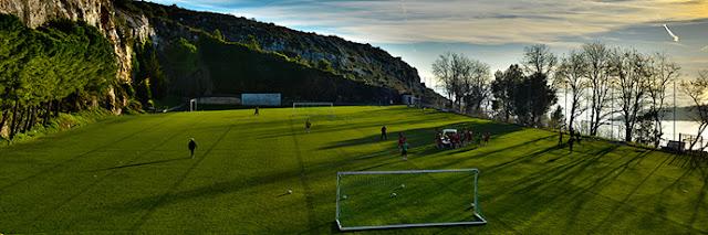 Club Monaco training center #1