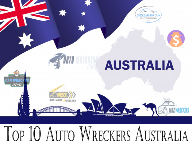 top 10 auto wreckers australia