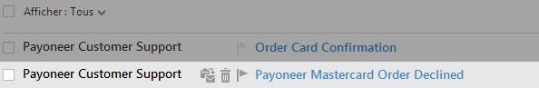 الشرح الممل للحصول على بطاقة mastercard تصلك الى منزلك+25$ هدية