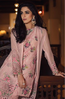 Mariab MBROIDERED Eid Collection 2016-17 Vol-2 Catalogue