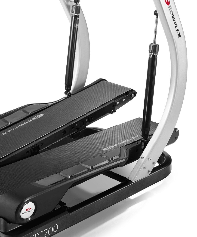 Bowflex Treadclimber Tc20 Vs Tc 200: Health And Fitness Den: Comparing Bowflex TC100 Versus