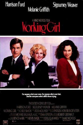 Working Girl (1988) หัวใจเธอไม่แพ้