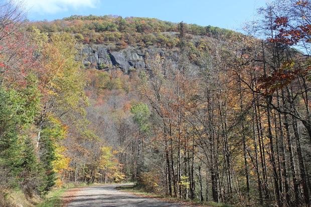 Chimney Mountain Adirondacks NY