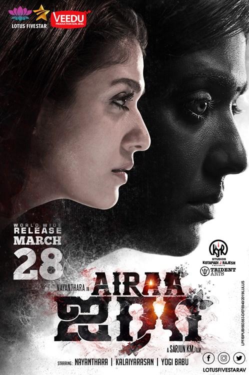 Review Filem Airaa