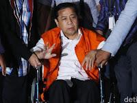 Akhir Drama Tiang Listrik, Setya Novanto Ditangkap KPK