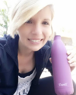 Erin Traill, Diamond beachbody coach, swell water bottle, fit mom, weight loss success, improve your water intake, weight loss journey