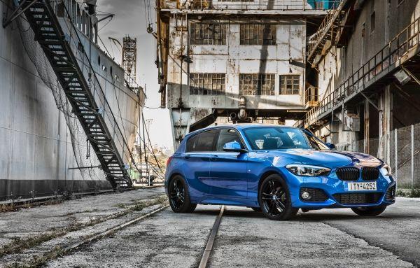 Νέα ειδική έκδοση BMW 116d M Sport Shadow Line Advanced για την πεντάθυρη BMW Σειρά 1 με όφελος 7.900 ευρώ