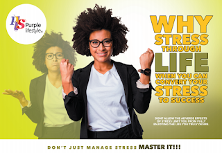 Turn your stress into success!