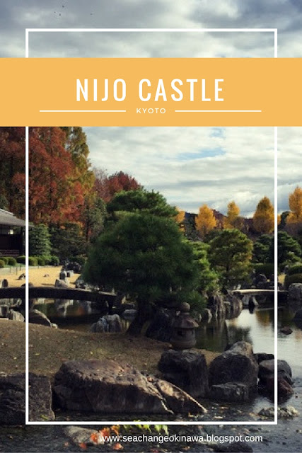 Nijo Castle in Kyoto is one of the few places you can experience chirping nightingale floors and it is surrounded by gorgeous gardens, worth a visit in any season!