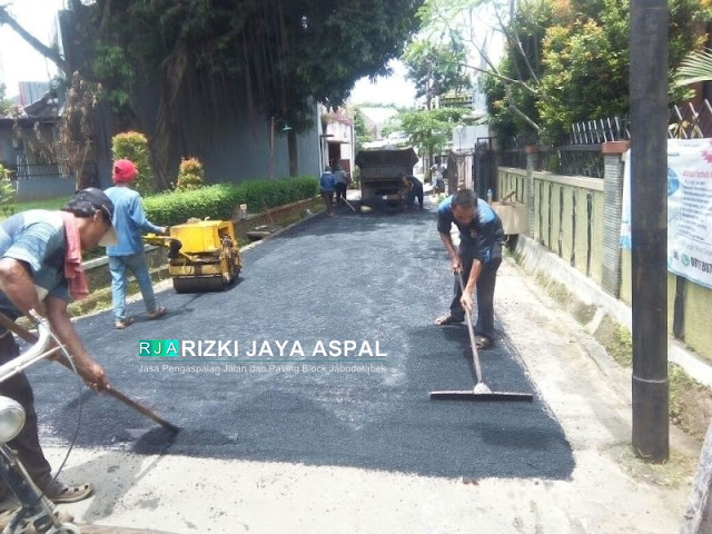 Jasa Pengaspalan Jalan Jabodetabek, Jasa Aspal Hotmix jakarta bogor depok bekasi tangerang banten jawa barat