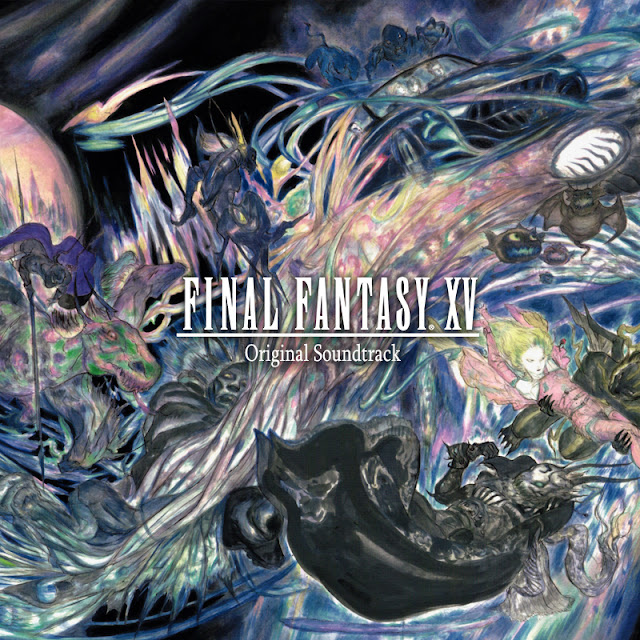 Final Fantasy XV Original Soundtrack (Limited Edition) Free