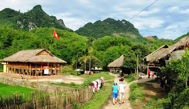 Ban Lac - An Interesting Destination On The Map of Hoa Binh Tourism 2