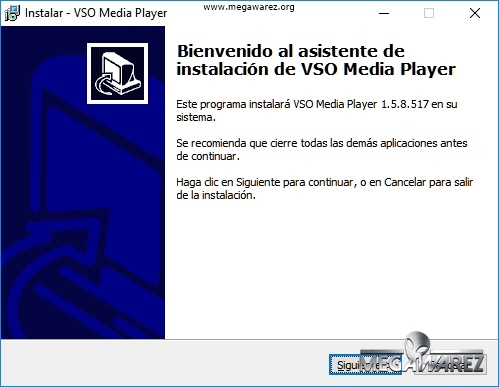 VSO Media Player imagenes