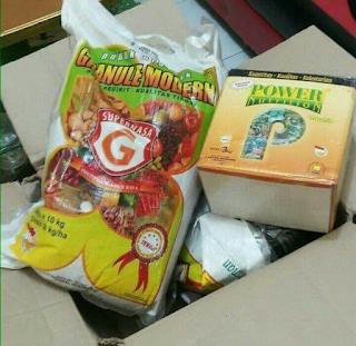 Power Nutrition Nasa untuk Kelapa Sawit