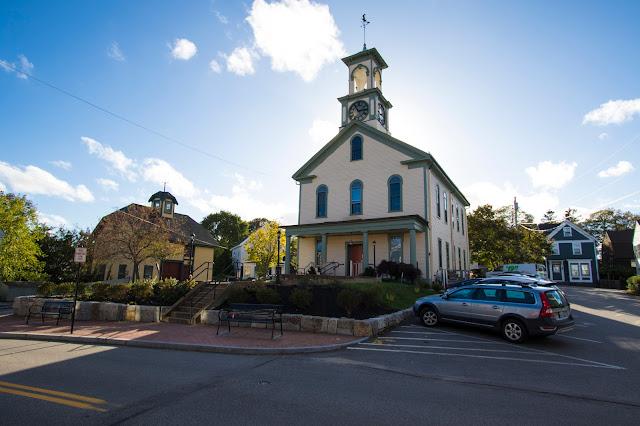 Porthsmouth-Chiesa