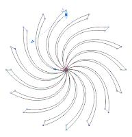 Cara Membuat Bingkai Ornamen Kaligrafi Vector dengan CorelDRAW
