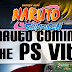 Is A Naruto Game Coming To The PS Vita?