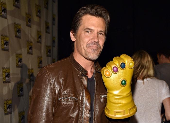 Nam diễn viên Josh Brolin: Từ gã nghiện rượu thành đại ác nhân Thanos trong 'Infinity War'  - Ảnh 2