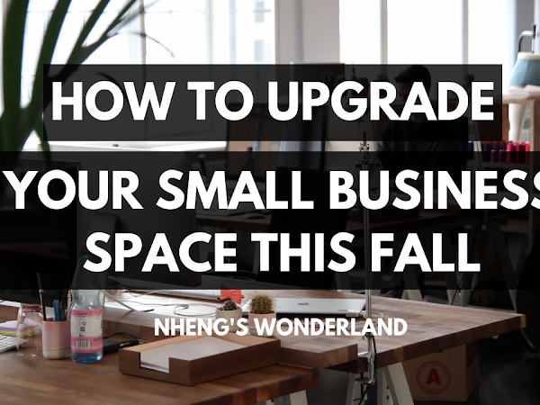 How to Upgrade Your Small Business Space This Fall