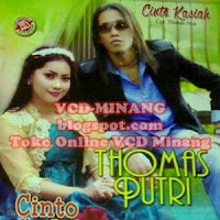 Thomas Arya & Putri - Cinto Kasiah (Full Album)