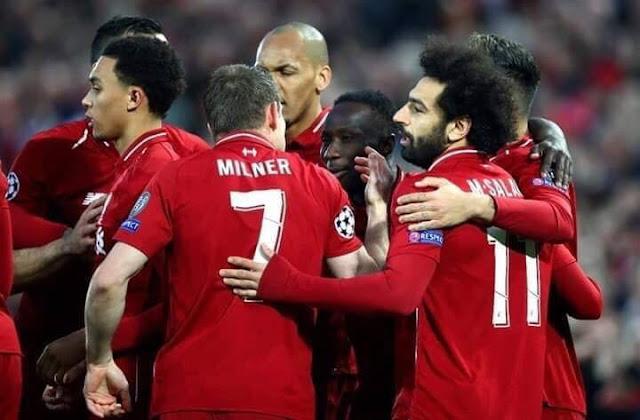ليفربول فوز وانتظار الحسم النهائي