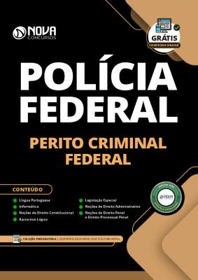 Apostila Concurso Polícia Federal 2020 PDF Perito Criminal Federal PDF Grátis Cursos Online