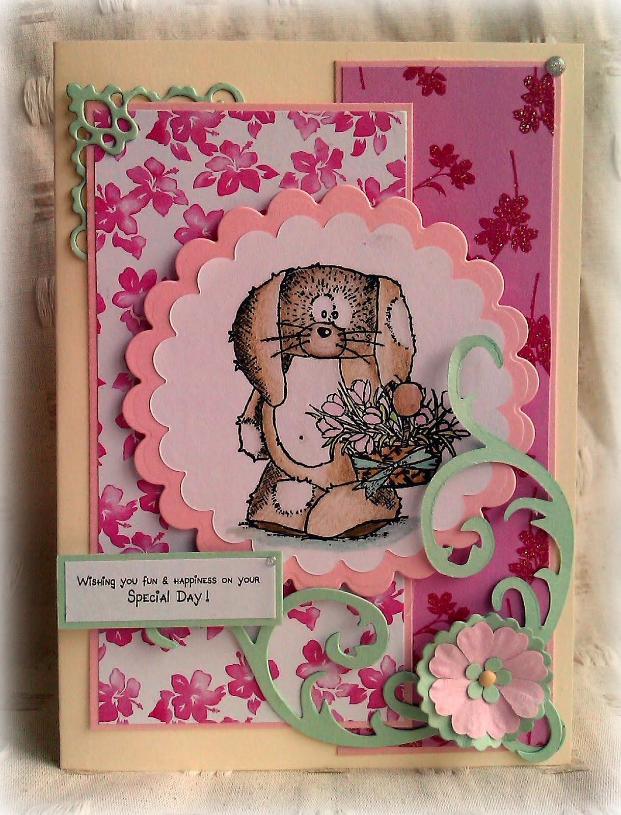em's craft corner a birthday card