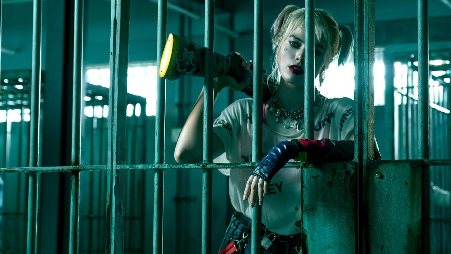 Harley Quinn, Prison, Birds of Prey, Margot Robbie, 4K, #7.1109