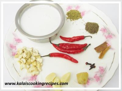 crab chili cashew curry