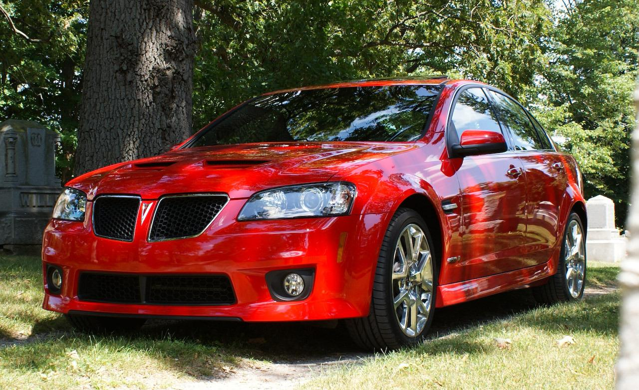 2010 Pontiac G8 Gxp Review