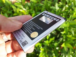 Baterai Samsung EB504465VU Samsung i8910 Galaxy Apollo Galaxy 3
